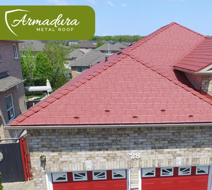 Canadian Made - North America North America Metal Roofing